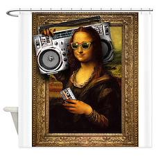 Boomer Lisa Shower Curtain
