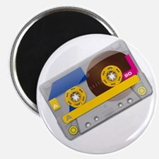 Retro Tape Magnet