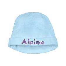 Alaina Pink Giraffe baby hat