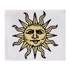 Sol Throw Blanket