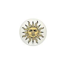 Sol Mini Button