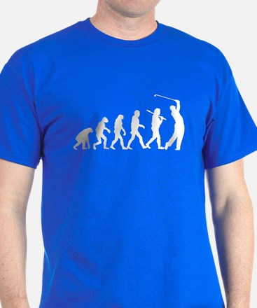 Evolution Golf T-Shirt