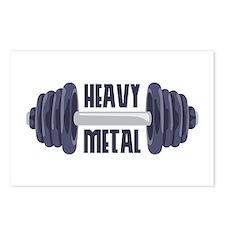 Heavy Metal Postcards (Package of 8)