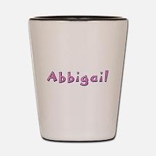 Abbigail Pink Giraffe Shot Glass