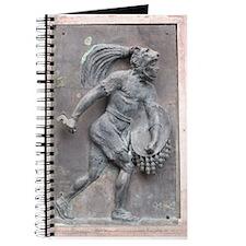 Aztec warrior Journal