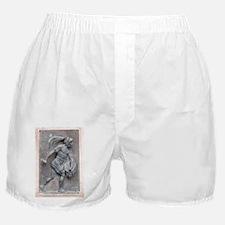 Aztec warrior Boxer Shorts