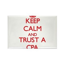Keep Calm and Trust a Cpa Magnets