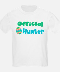 Official Egg Hunter! Boys/Gir T-Shirt