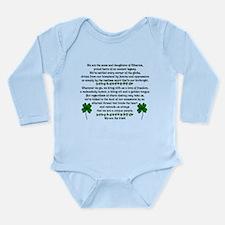 We Are the Irish Long Sleeve Infant Bodysuit
