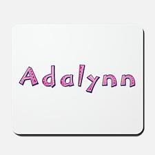 Adalynn Pink Giraffe Mousepad