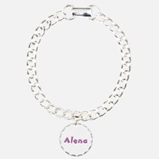 Alena Pink Giraffe Bracelet