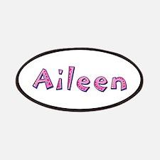 Aileen Pink Giraffe Patch
