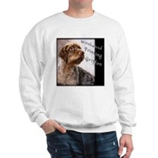Wirehaired Pointing Griffon Sweatshirt