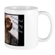 Wirehaired Pointing Griffon Small Mug