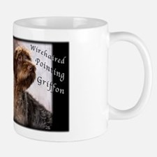 Wirehaired Pointing Griffon Small Small Mug