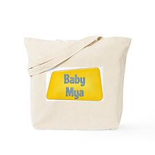 Baby Mya Tote Bag