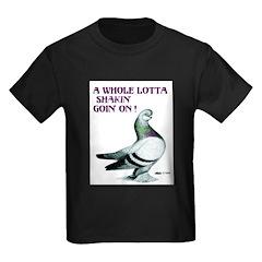 Whole Lotta Shakin' Kids Dark T-Shirt