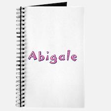 Abigale Pink Giraffe Journal