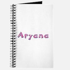 Aryana Pink Giraffe Journal