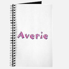 Averie Pink Giraffe Journal