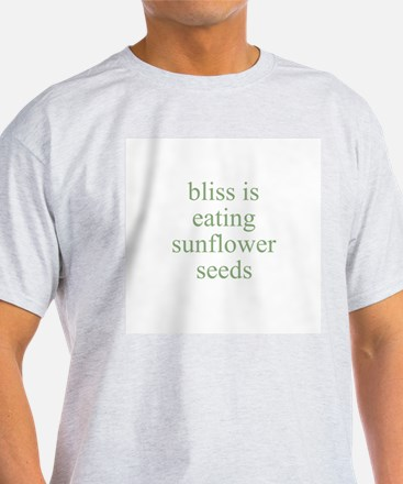 bliss is eating sunflower see T-Shirt