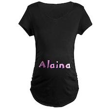 Alaina Pink Giraffe T-Shirt