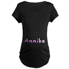 Annika Pink Giraffe T-Shirt