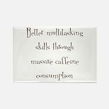 Better Multitasking Rectangle Magnet