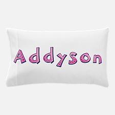 Addyson Pink Giraffe Pillow Case