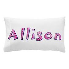 Allison Pink Giraffe Pillow Case
