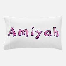 Amiyah Pink Giraffe Pillow Case