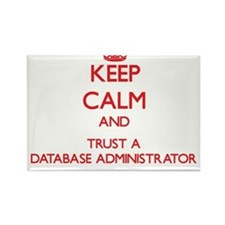 Keep Calm and Trust a Database Administrator Magne