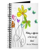 Social worker Journals & Spiral Notebooks