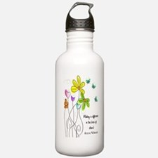 Social Worker Water Bottle