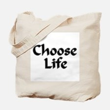 God is Pro-Life Tote Bag