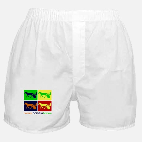 Pop Art Harness Boxer Shorts