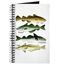 4 Cod fishes c Journal