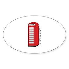Telephone London Decal