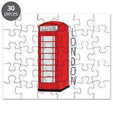 Telephone London Puzzle