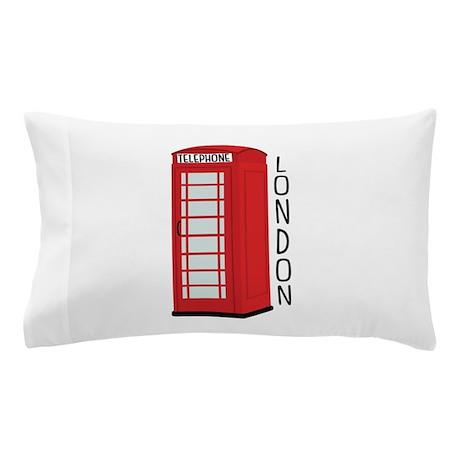 Telephone London Pillow Case