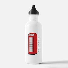 Telephone London Water Bottle