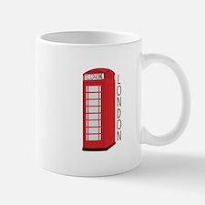 Telephone London Mugs