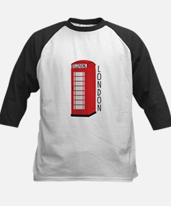 Telephone London Baseball Jersey
