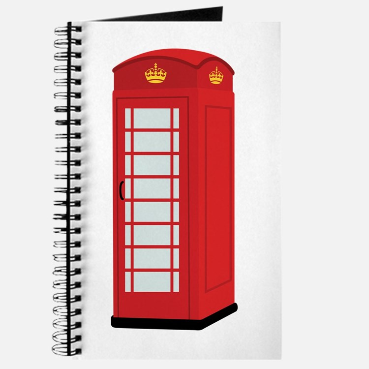 Red Telephone Box Journal