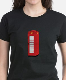 Red Telephone Box T-Shirt