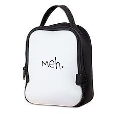 MEH. Neoprene Lunch Bag