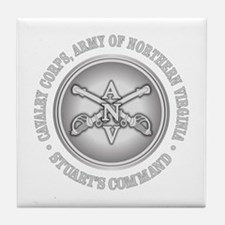 Cavalry Corps, ANV Tile Coaster