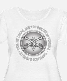 Cavalry Corps, ANV Plus Size T-Shirt