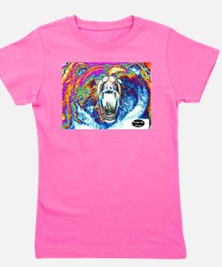 Cool Bear Girl's Tee