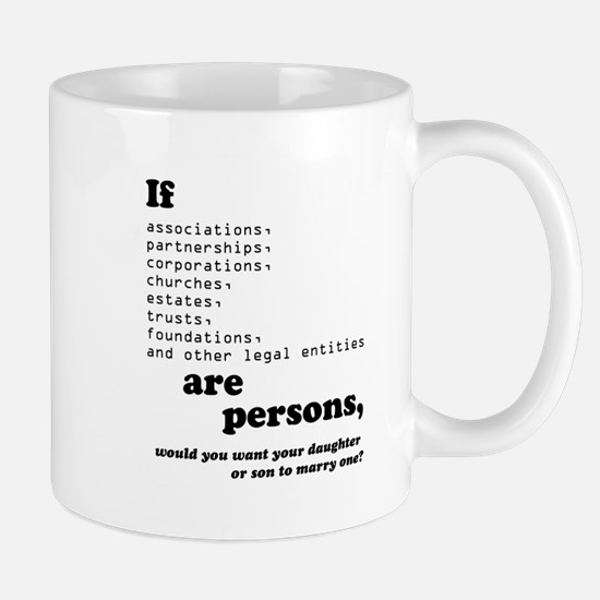 If Corps Were Just Folks Mugs